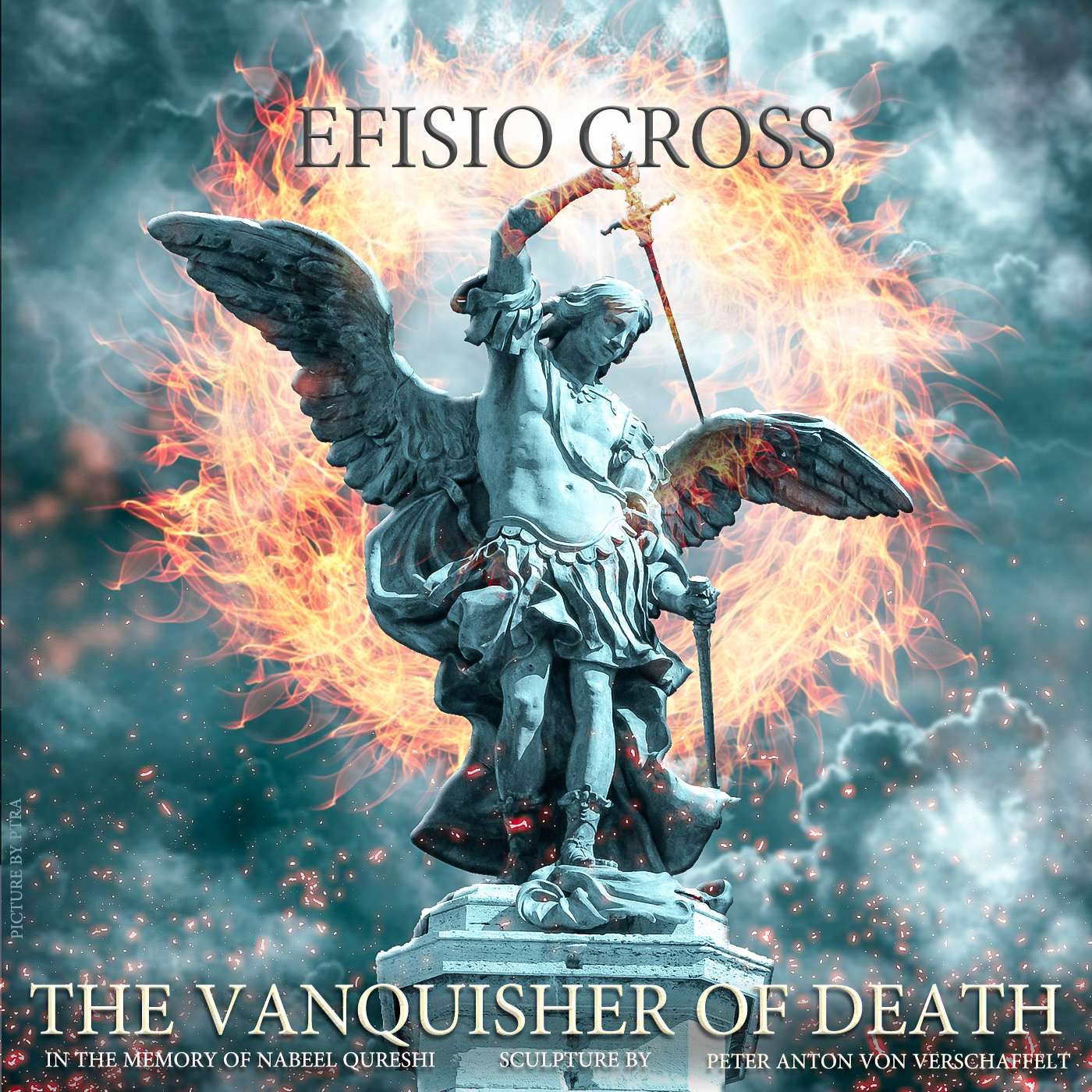 The Vanquisher of Death - Album Cover