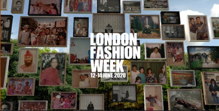 London Fashion Week - Malan Breton - Efisio Cross